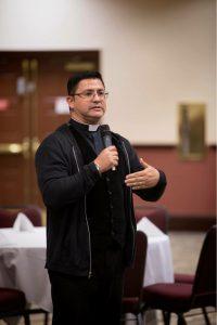 Rev. Father Jhon Guarnizo