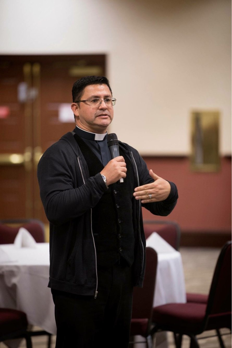Rev. Father Jhon Guarnizo : Pastor