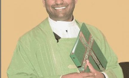 BIBLE CLASS WITH FR. VINOD