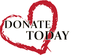 Donate Today Heart Logo