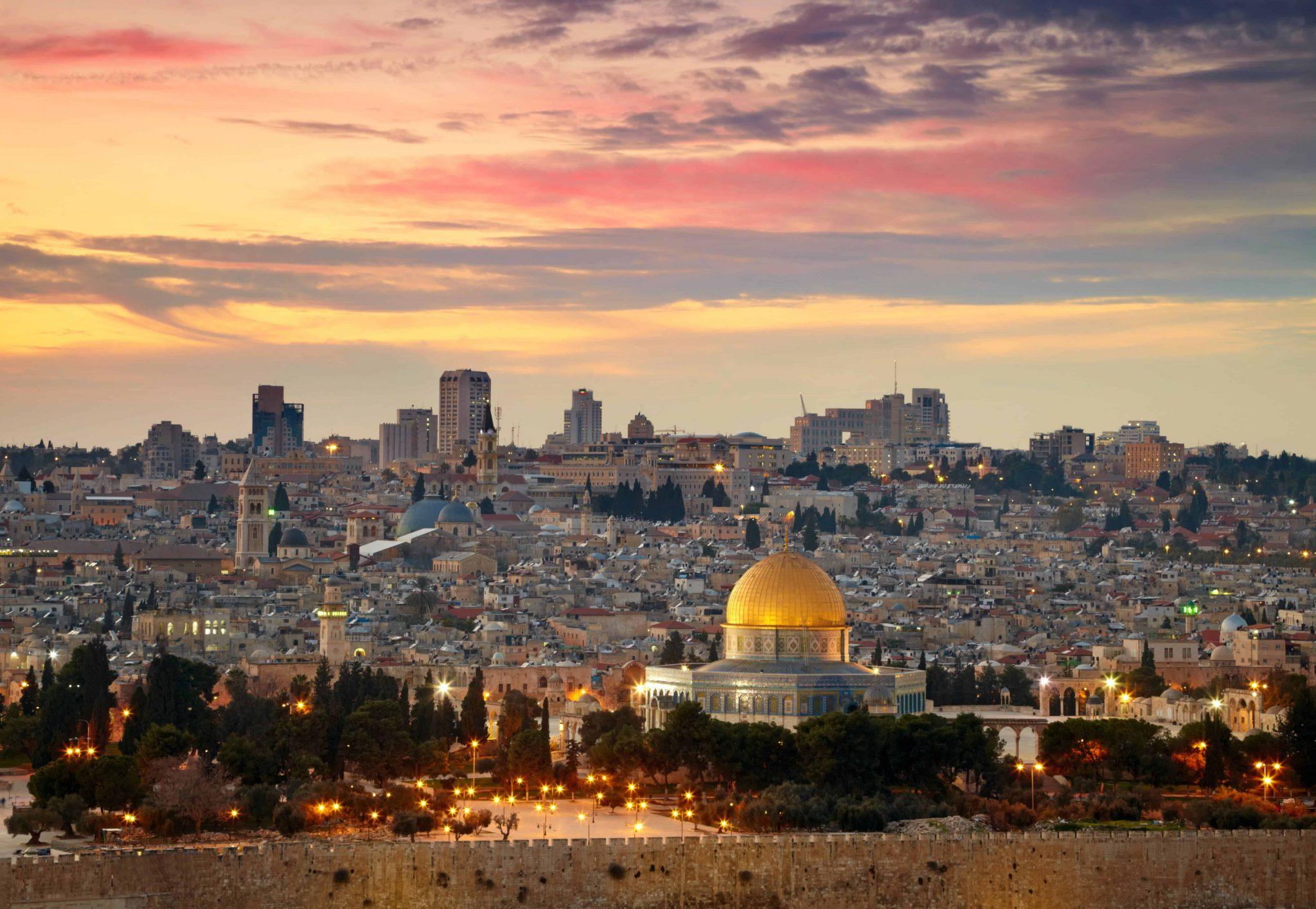 Pilgrimage to Jordan and Holy Land.