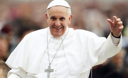 Papal Blesing today at 1PM