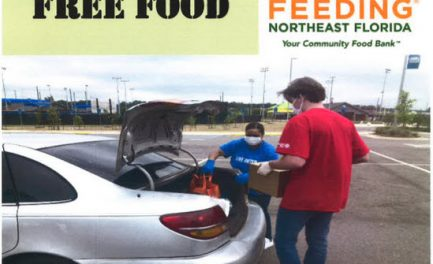 Feeding NE Florida Coming to Blessed Trinity