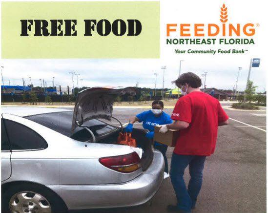 Feeding NE Florida Coming to Blessed Trinity
