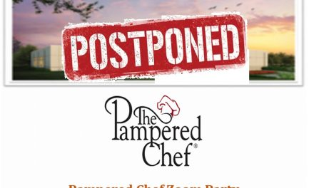 Pampered Chef Zoom Party May 15th 4:00pm