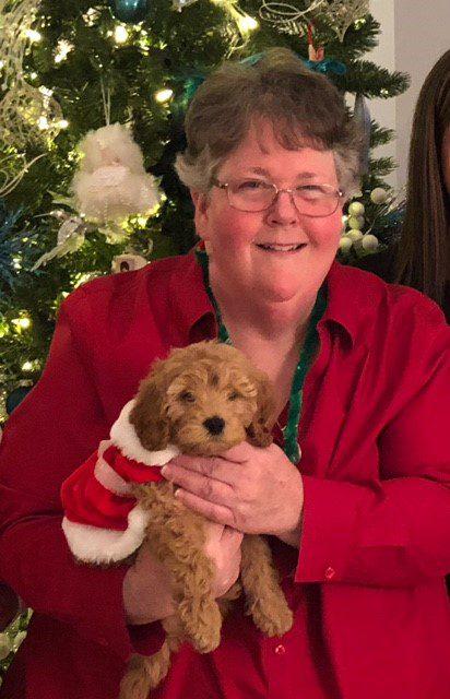 Mary Griggs : Facilities Coordinator