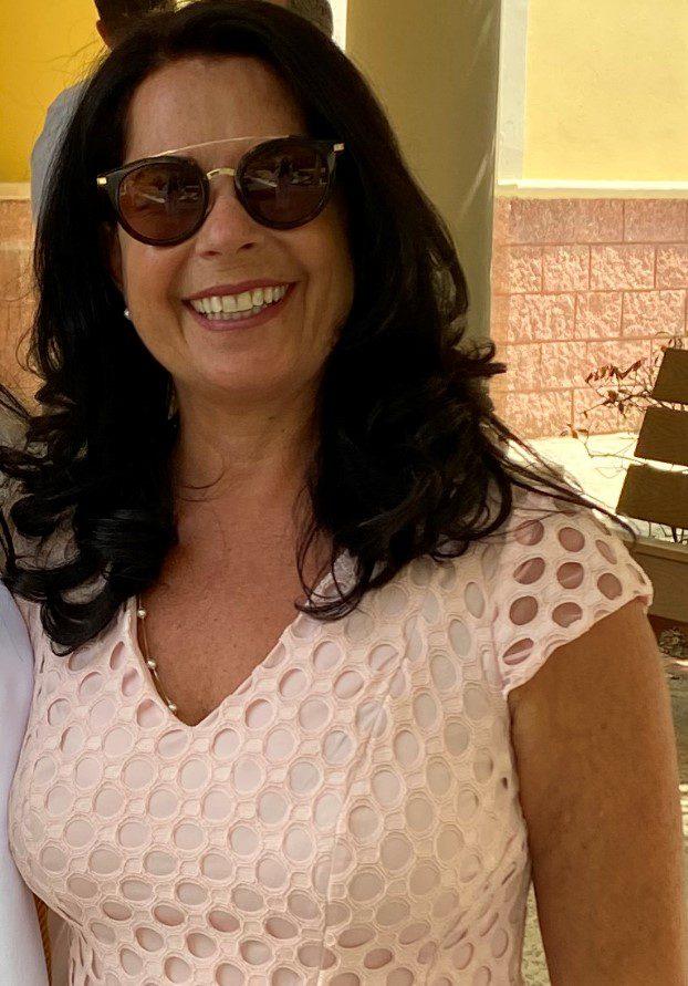 Raquel Bonachela : Event Coordinator and Rectory Assistant