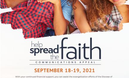 Help spread the Faith